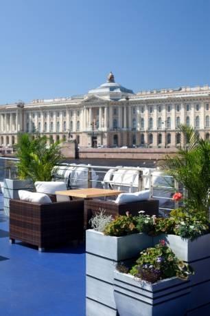 restaurants in St Petersburg