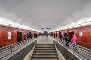 St. Petersburg metro